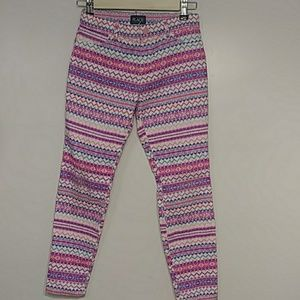 Children's Place Size 10 Bright Tribal Pant
